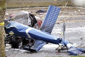 News helicopter crashes near Seattle Space Needle; 2 dead ...