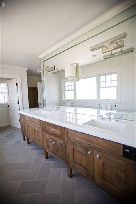 herringbone pattern on bathroom floor tile master bathroom