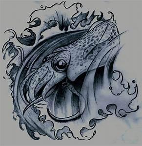 Squid Tattoo by dvampyrelestat on DeviantArt