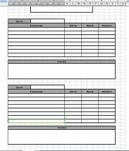 personal trainer workout template eoua blog With personal trainer workout template