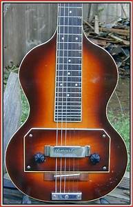 Slingerland Songster Guitars