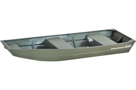 Tracker Jon Boats Ontario by Tracker Topper 1236 Riveted Jon Boats For Sale Boats