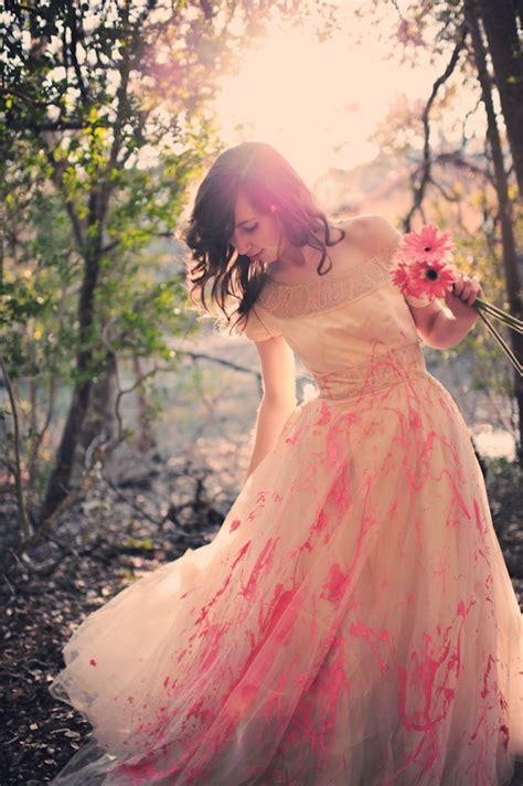 sneak peek trash  dress session austin wedding