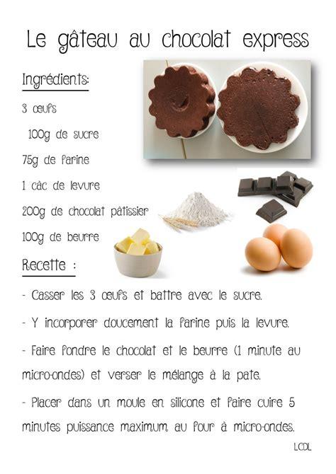 Gâteau Chocolat Cerise Au Micro Ondes La Cuisine La Maternelle De Laurène Gâteau Chocolat Express Micro