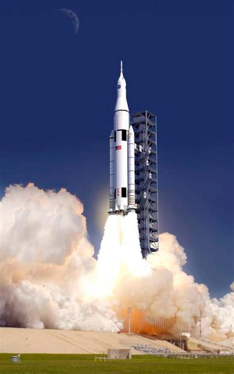 nasa unveils space launch system news