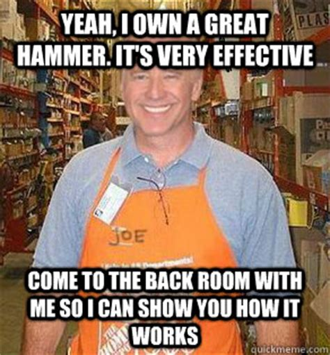 Home Depot Memes - roger home depot coupon please page 2