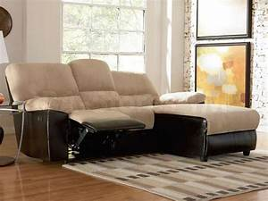 Attractive small sectional sofas with chaise 35 on for Mini sectional sofa bed