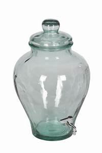 Bonbonne Avec Robinet : bonbonne jarre 12 litres avec robinet tom press ~ Teatrodelosmanantiales.com Idées de Décoration