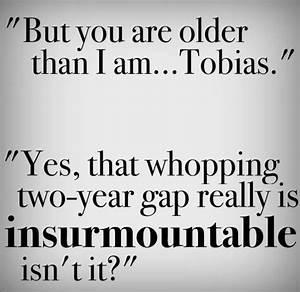 Tris and Tobias. Divergent | I am Divergent | Pinterest ...
