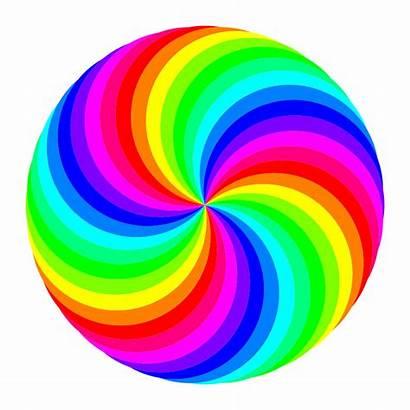 Swirl Clip Colorful Designs Line Vector Ribbon