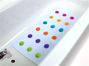 Stickers Baignoire Bebe by Non Slip Shower Bath Tub Mat Bathroom Anti Slip Skid