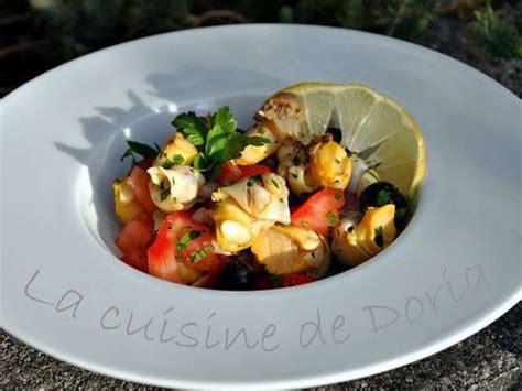 cuisine doria recettes de bulots de la cuisine de doria