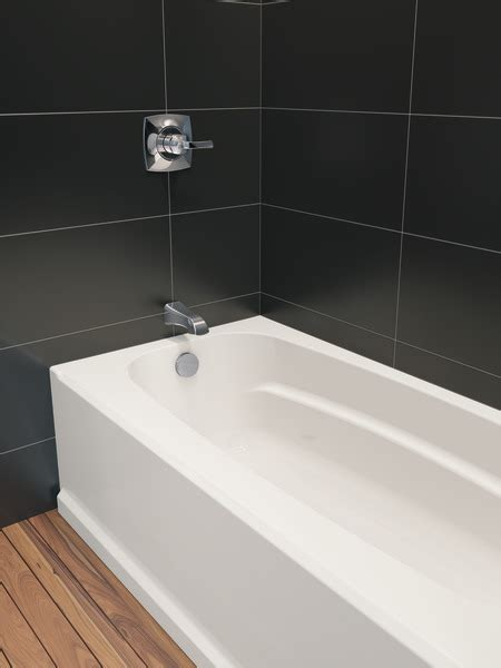 bathtub left drain delta faucet
