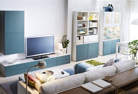 chambre a coucher blanc laque brillant meuble besta ikea rangement modulable en 27 idées top