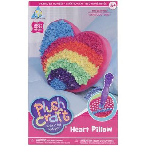plush craft pillow plush craft pillow kit home crafts hobbies
