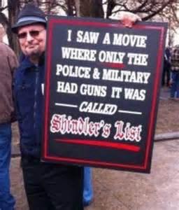 New World Order Gun Control