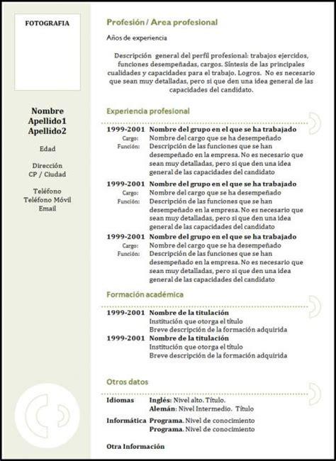 Traducir Resume En Espanol by C 243 Mo Escribir El Curr 237 Culum V 237 Tae Youbioit