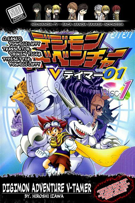 Jangan lupa membaca update komik lainnya ya. Komik Digimon V-tamer Chapter 58 Bahasa Indonesia - KomikIndo