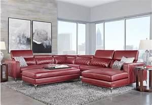 sofia vergara sorrento 5 pc sectional living room living room sets