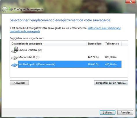 configurer la sauvegarde automatique des fichiers sous