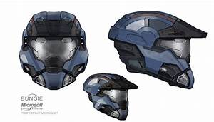 Carter Helmet | Video Games Artwork