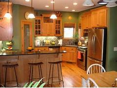Paint Colors For Light Kitchen Cabinets by Best Paint Colors For Kitchens With Oak Cabinets