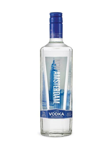 new amsterdam vodka new amsterdam vodka lcbo