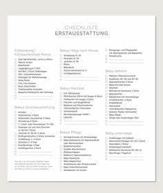 Checkliste Baby Erstausstattung Sommer : babys erstausstattung mit checkliste zum download das elternhandbuch baby erstausstattung ~ Orissabook.com Haus und Dekorationen