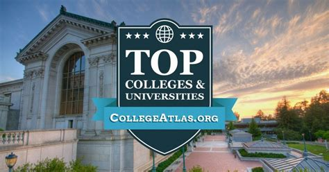 colleges  universities   nation   list