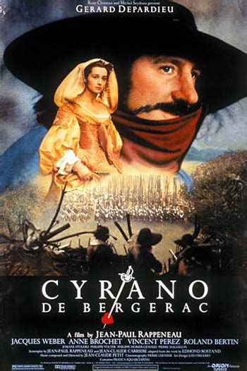 cyrano de bergerac      french films top