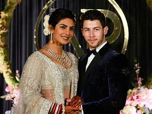 Pictures: Priyanka Chopra, Nick Jonas dazzle at their ...