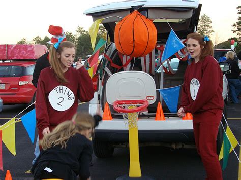 Trick Or Trunk Decorating Ideas by Trunk Or Treat Decoration Ideas For Your Halloween