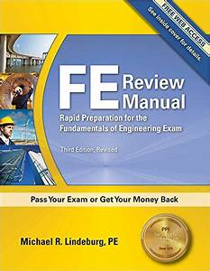 Download Pdf Fe Review Manual Rapid Preparation For The