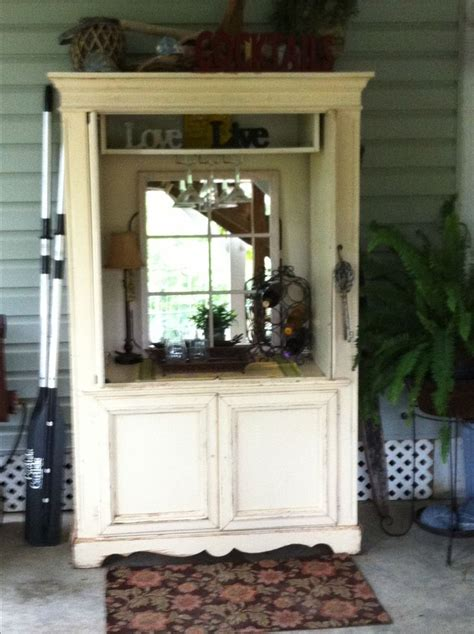 repurpose tv cabinet 17 best images about tv armoires repurposed on