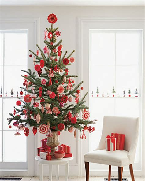 Decorative Christmas Tree Ideas  Home Designing