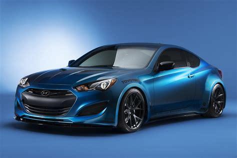 Hyundai Genesis Coupe Atlantis Blue Top Speed
