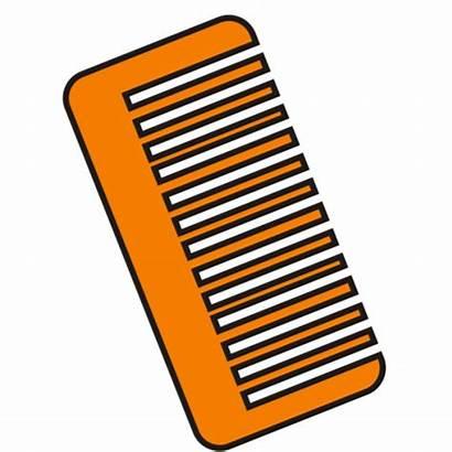 Comb Clipart Shampoo Clip Hair Cliparts Brush