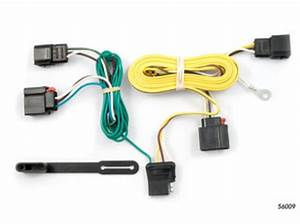 Jeep Grand Cherokee 2007-2013 Wiring Kit Harness - Curt Mfg  56009