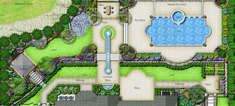 house designer plans landscape design service by maple crest landscape phone