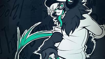Furry Wolf Anthro Anime Furries 1080 Desktop