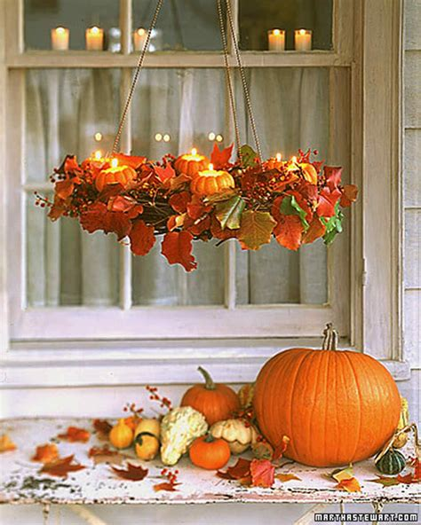 Fall Harvest Decorating