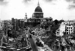 How St Paul's Cathedral survived the Blitz - BBC News