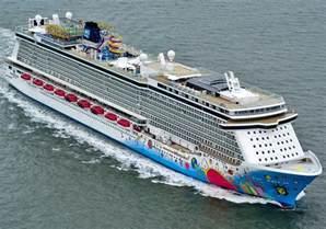 norwegian breakaway deck plan cruisemapper