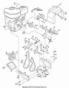 33 Troy Bilt Tiller Parts Diagram