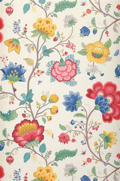 foto de Belisama ornaments Papier peint floral Papier peint