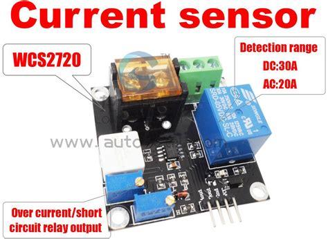Wcs Current Sensor Short Circuit