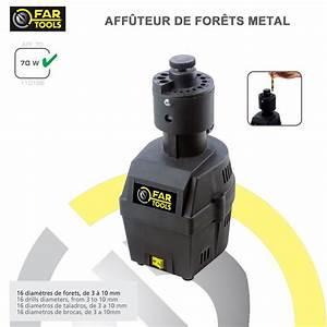Affuteur De Foret : affuteur de forets m taux aff70 110168 fartools ~ Premium-room.com Idées de Décoration