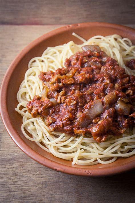 cuisine thaï pour débutants spaghetti bolo véganes aux pst cuisine végane pour