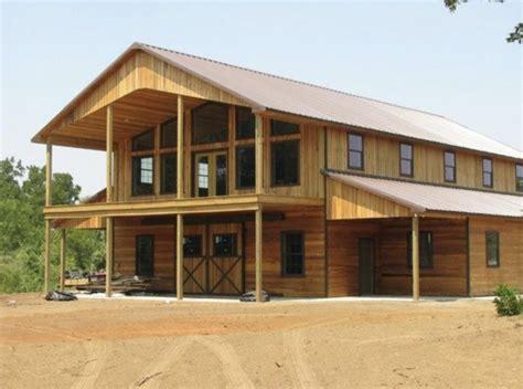 pole barn house kits building a pole barn homes kits cost floor plans designs