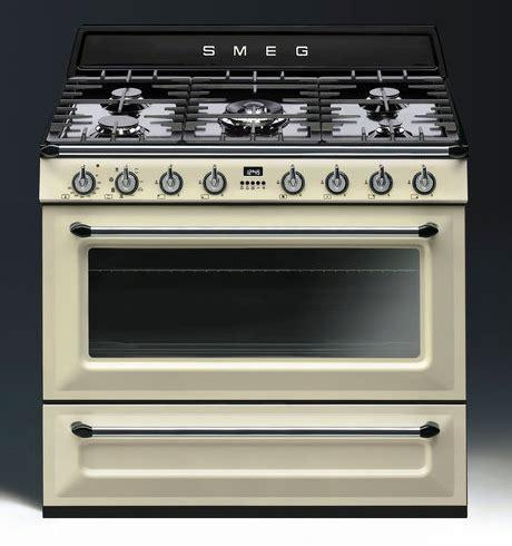 smeg 90cm range cookers